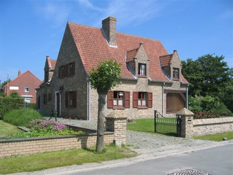 Bredene - Rooms - Villa Zeelucht
